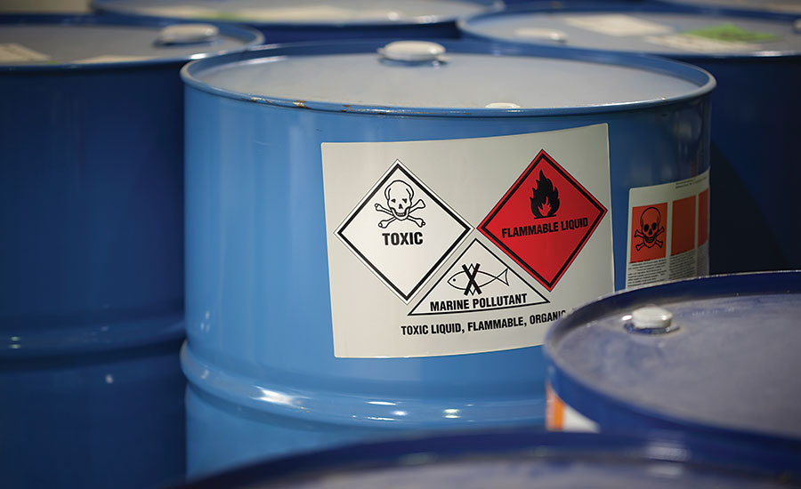 hazardous materials labeling standard