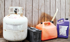 Disposal methods for waste streams