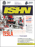 October 2018 ISHN Magazine Cover- 144px
