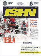 October 2018 ISHN Magazine Cover- 144px