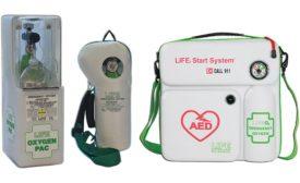 EMERGENCY OXYGEN- LIFE®'s Emergency Oxygen units