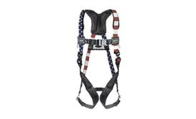 PATRIOTIC HARNESS- Honeywell's Miller Aircore™ Patriotic Steel Harness