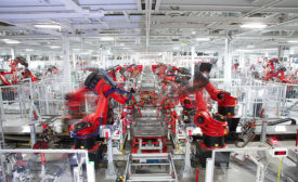 Tesla reported hiding worker injuries