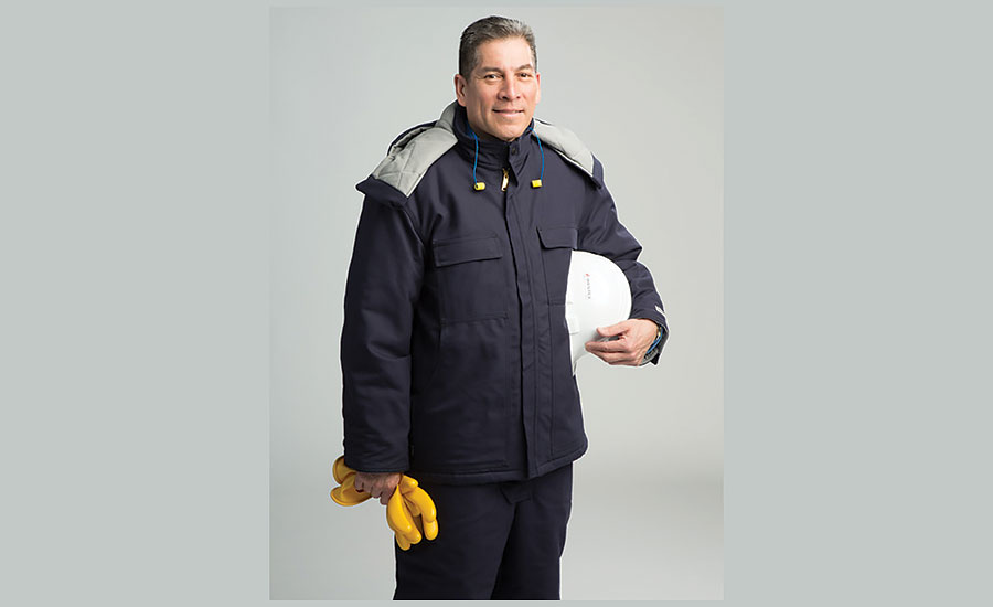 AR (arc-rated)/FR (flame-resistant) PPE