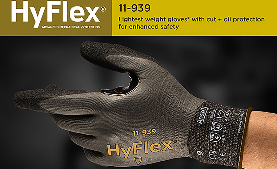Ergonomic Gloves from Ansell