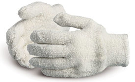 Terry Cloth Gloves from Superior Glove