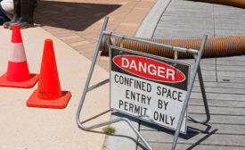 OSHA Confined Space standard