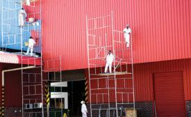 OSHA scaffolding standard