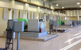 Ohio wastewater treatment plants reduced unhealthy noise levels