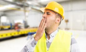 The danger of worker fatigue