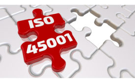ISO 45001 to improve safety & process efficiency