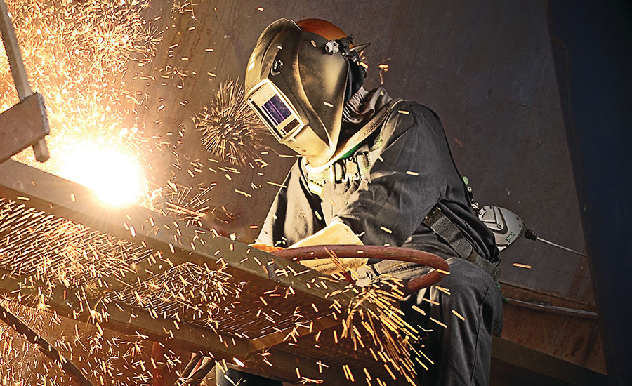 improving welding safety
