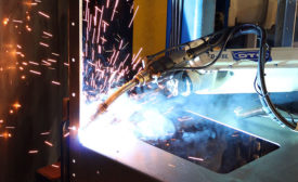 robotic welding environments