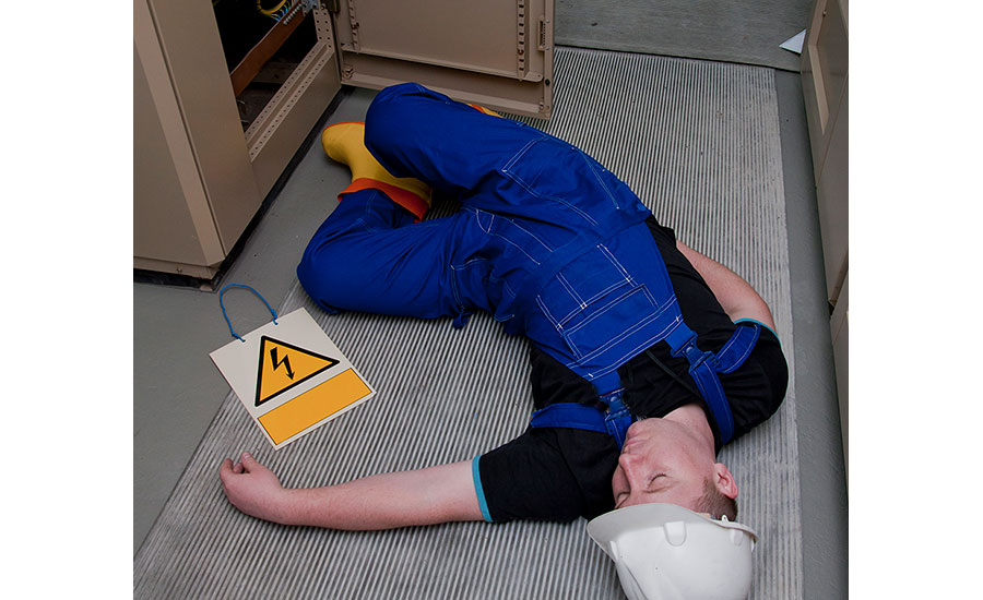 Arc flash deaths often occur in confined spaces