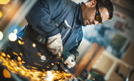 metal fabrication safety