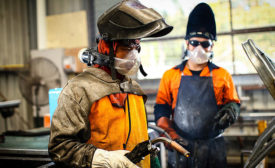 Respirators require ongoing maintenance