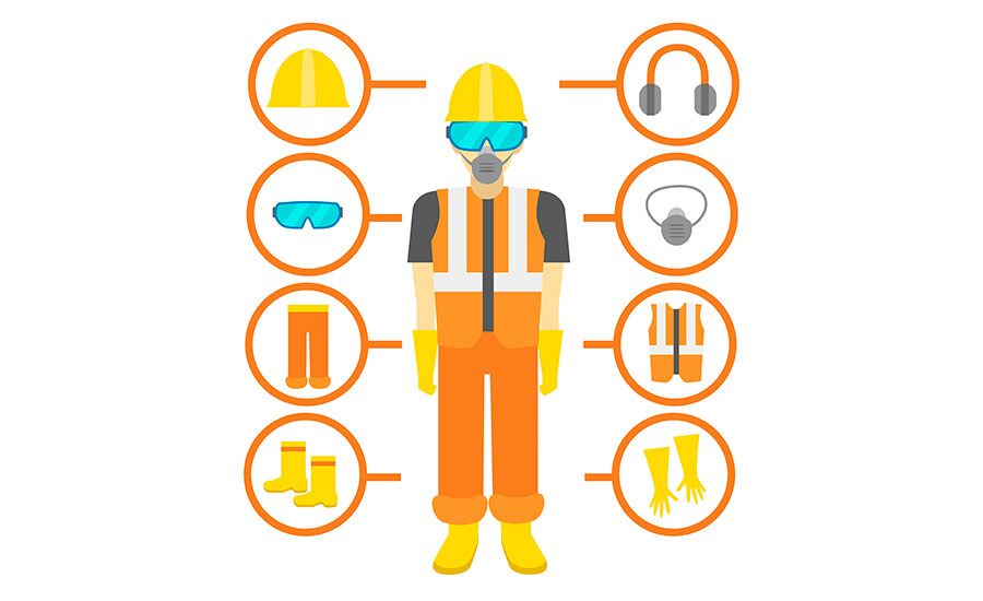 PPE and smart sensor technology