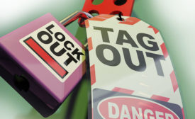 Lockout-tagout device procedures