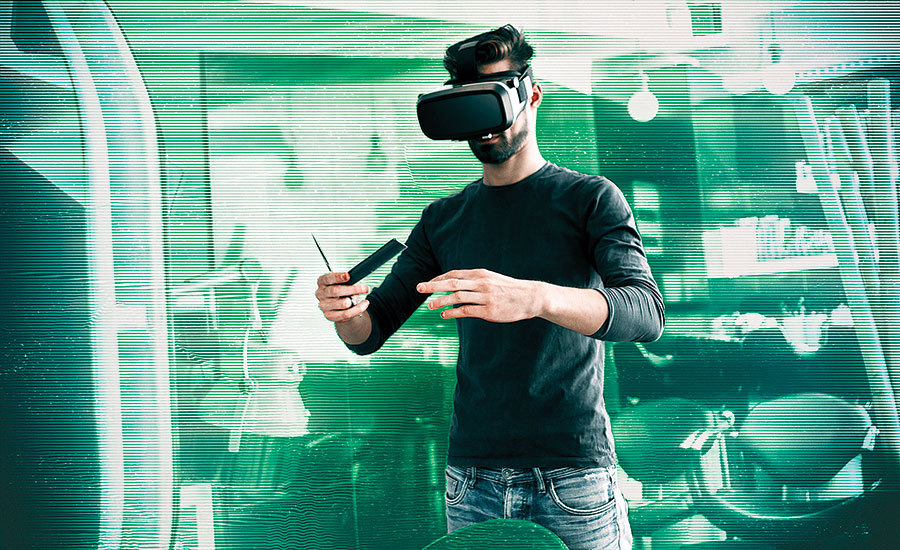 Use virtual reality with caution