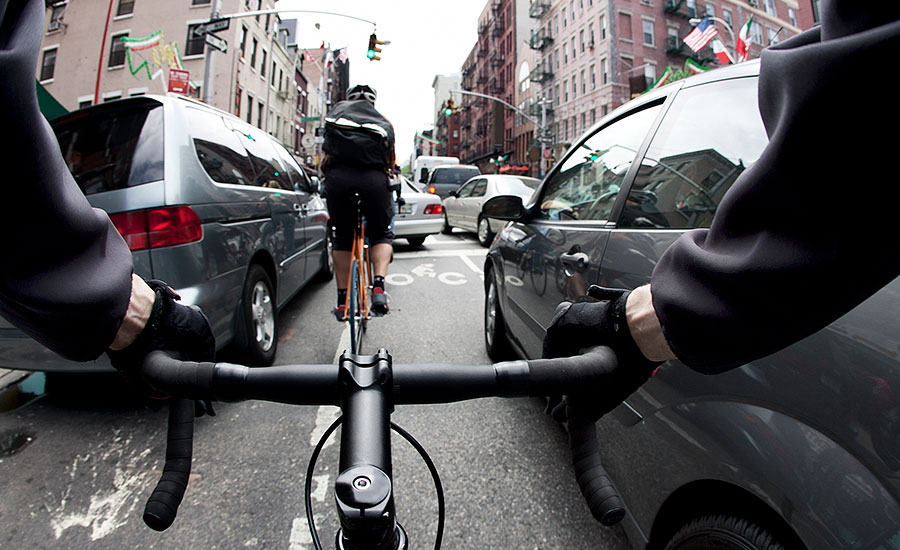 New York City doubles down on traffic fatalities & injuries