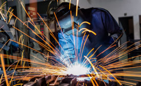 Innovative safety equipment improves welder protection