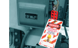 Keys to a successful lockout tagout program