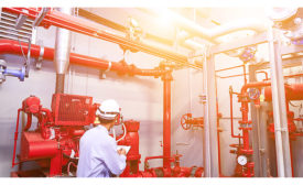 Four considerations to improve industrial fire safety systems