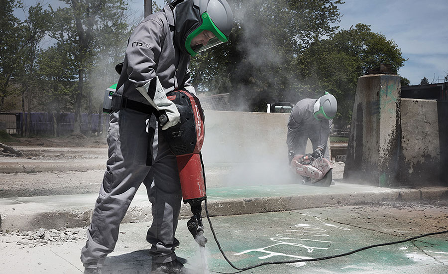 Reduce the Risk: Complying with OSHA's crystalline silica rule