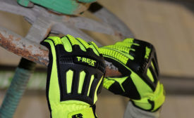 New impact gloves offer versatile protection