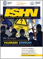ISHN Magazine October 2019 Cover
