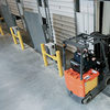 Automated loading dock equipment