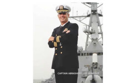 U.S. Navy Captain Mike Abrashoff