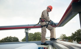 How good is your fall protection training?