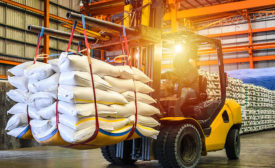 Material handling hazards