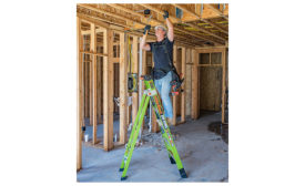 For ladder safety, focus on surroundings, job hazards, height needs