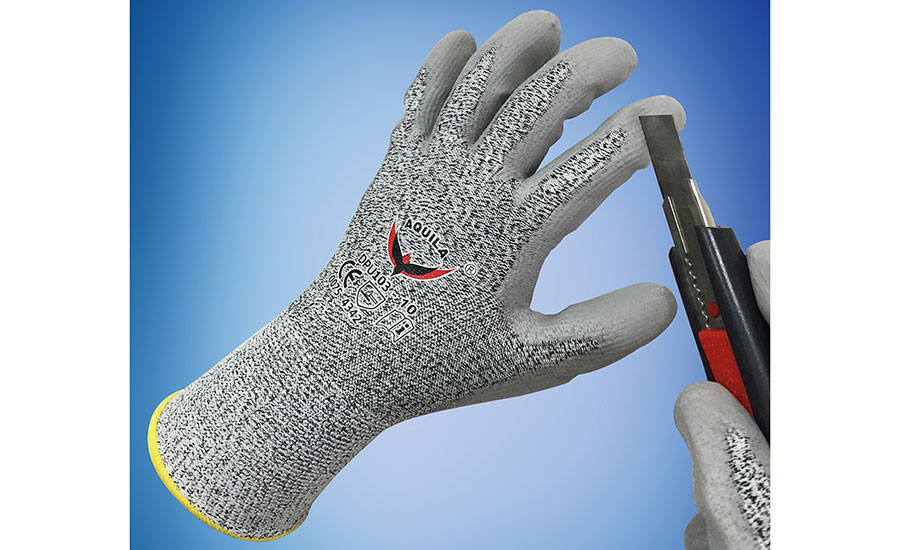 Cut-resistant testing for gloves
