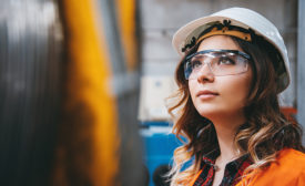 industrial eye protection
