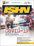 May 2020 ISHN Cover