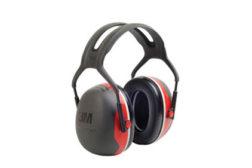 3M Peltor X Series Earmuffs