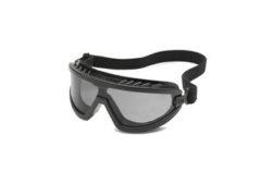 Fog-resistant goggles