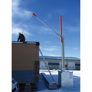 Restricted Space Fall Protection