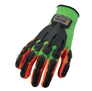 Impact-reducing gloves