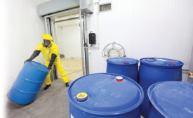 flammable chemical storage