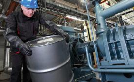storing hazardous wastes