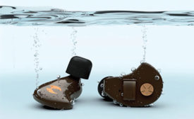 WATERPROOF ELECTRONIC EARPLUG