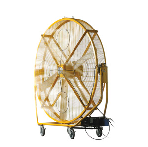 misting fan system 2012 12 04 ishn. Black Bedroom Furniture Sets. Home Design Ideas