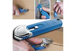 Safety carton cutter
