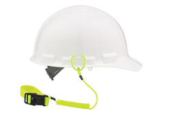 Hard hat lanyards