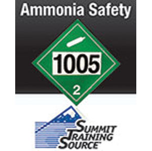 Online ammonia safety program