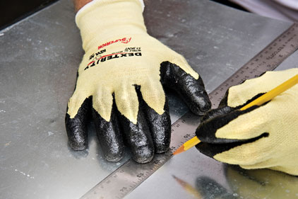 glove coating